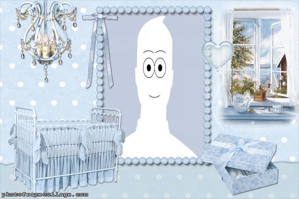 Blue Kids Room Picture Online
