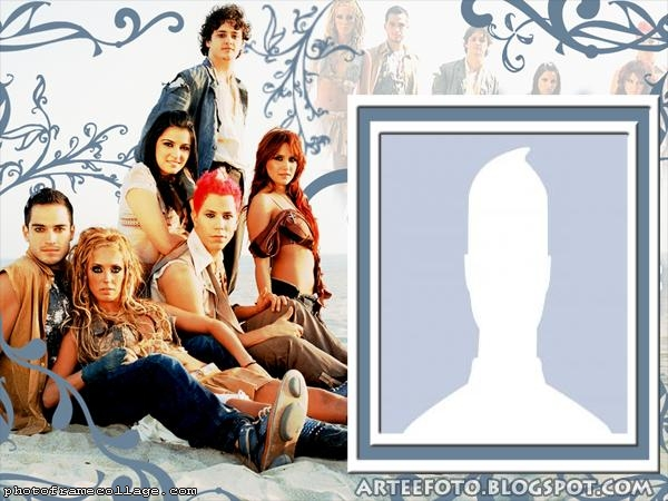 RBD Picture Collage