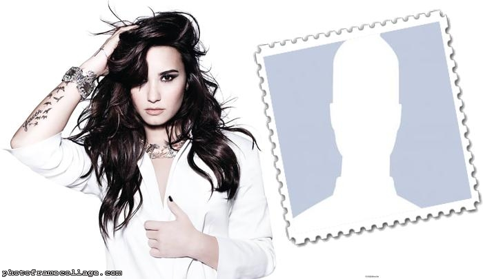 Demi Lovato Photo Montage
