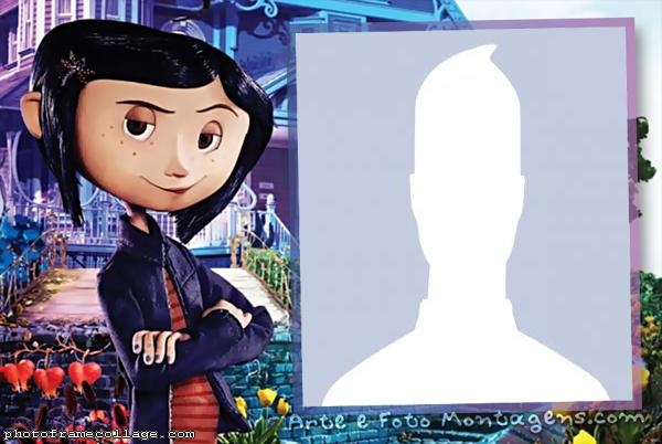 Coraline Photo Collage