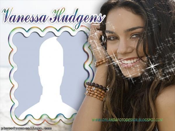 Vanessa Hudgens Picture Collage