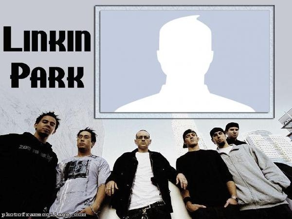 Linkin Park Photo Collage