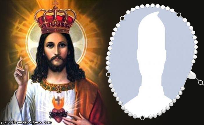 Jesus Christ Photo Collage