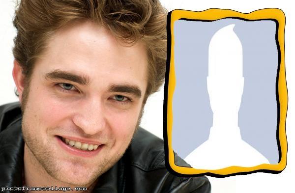 Robert Pattinson Photo Collage