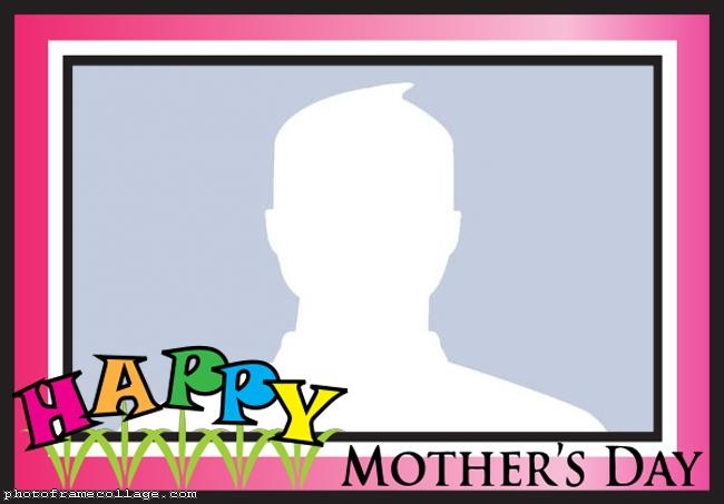 Happy Colorful Mothers Day