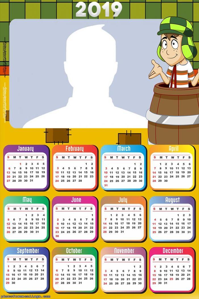 Chavo Calendar 2019