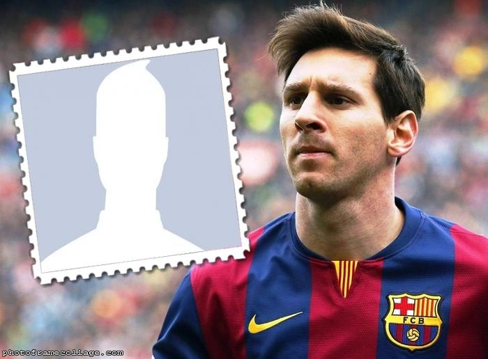 Frame Messi Picture