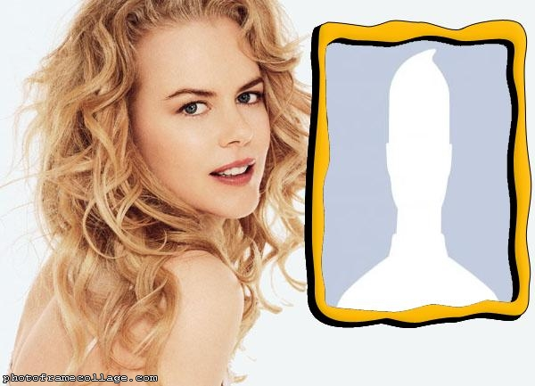 Nicole Kidman Photo Montage