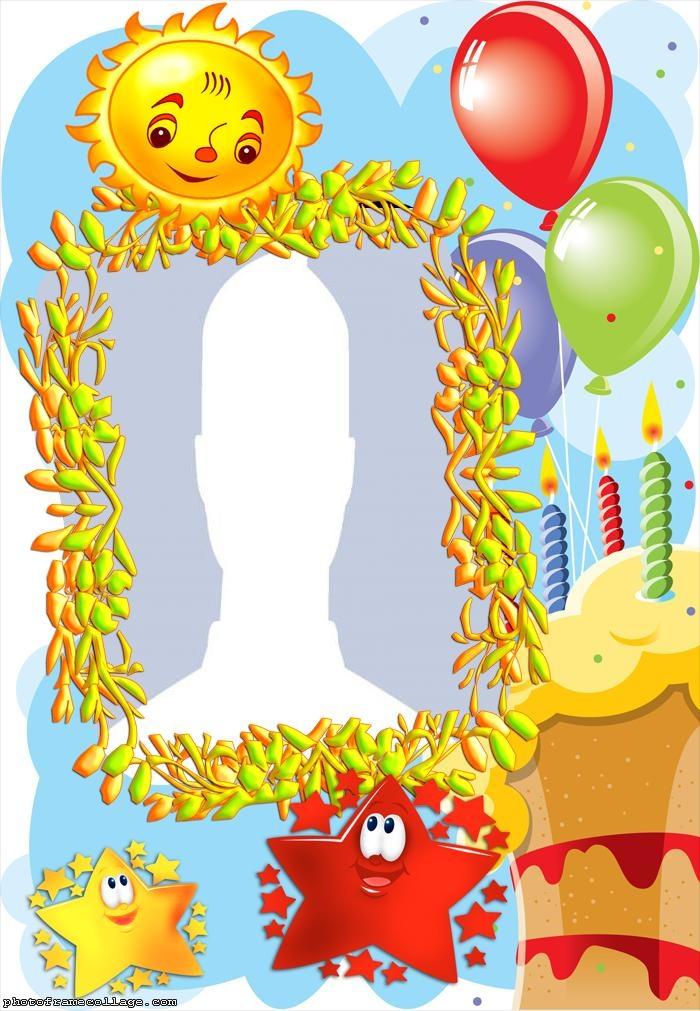 Happy Birthday Photo Collage Online