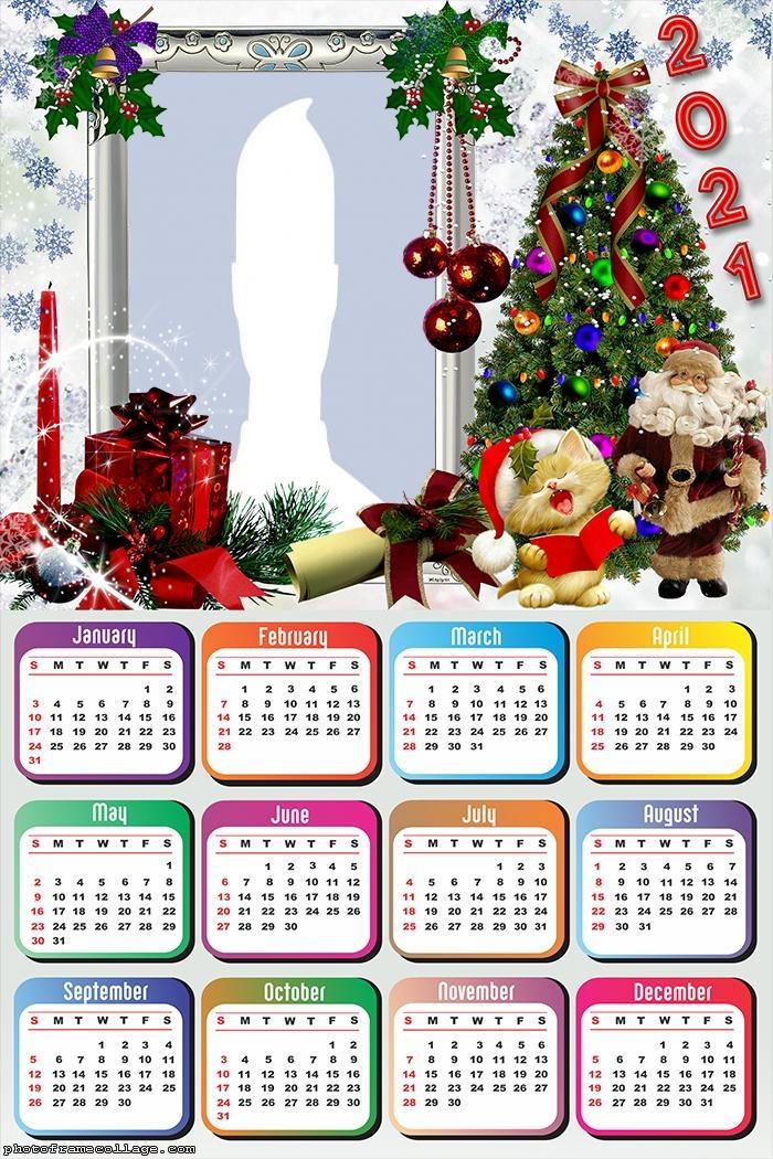 Christmas Songs Calendar 2021