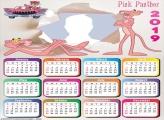 Pink Panther Calendar 2019