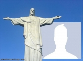 Christ the Redeemer Photo Collage