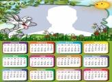 Bugs Bunny Calendar 2019
