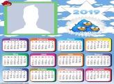 Angry Birds Evolution Calendar 2019