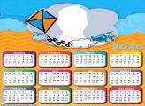 Calendar 2020 Kite