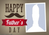 Happy Fathers Day Photo Collage