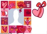 Valentines Day 2019 Collage