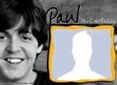 Photo Montage Paul McCartney