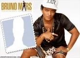 Bruno Mars Photo Montage