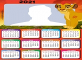 Calendar 201 The Lion Guard