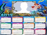 The Little Mermaid Calendar 2019