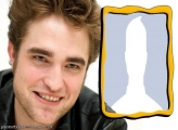 Robert Pattinson Photo Collage