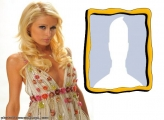 Paris Hilton Photo Montage