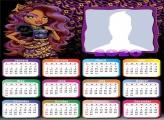 Clawdeen Calendar 2020