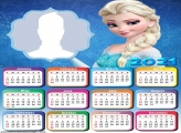 Calendar 2021 Ice Princess Frozen