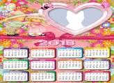 Calendar 2018 Children