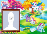 My Little Pony Characters Photo of Collage