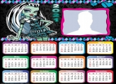 Calendar 2021 Frankie Monster High