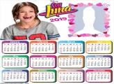 Soy Luna Calendar 2019