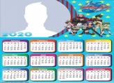 Beyblade Calendar 2020 Picture Frame