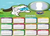 Calendar 2018 Doki Dog