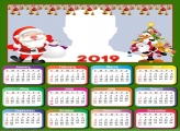 Little Santa Claus Calendar 2019
