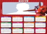 Big Hero Calendar 2019