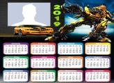 Transformers Calendar 2019