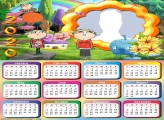 Charlie and Lola Calendar 2020