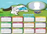 Doki Dog Calendar 2019