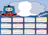 Thomas and Friends Calendar 2020