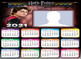 Harry Potter Calendar 2021