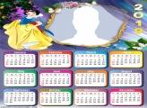 Snow White and the 7 Dwarfs Calendar 2019