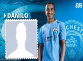 Manchester City Danilo Football Player