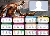 Calendar 2018 God of War