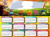 Calendar 2021 Pablo The Backyardigans