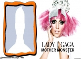Lady Gaga Mother Monster Collage