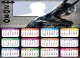 Arkham Knight Batman Calendar 2020