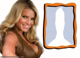 Jessica Simpson Photo Collage