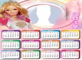 Barbie Calendar 2019